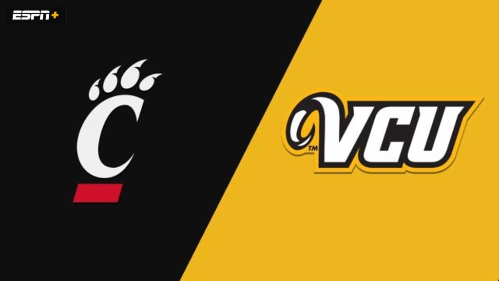 Cincinnati vs. VCU (W Basketball)