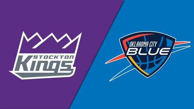 Stockton Kings vs. Oklahoma City Blue