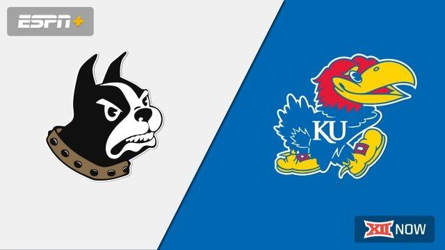 Wofford vs. Kansas (W Basketball)