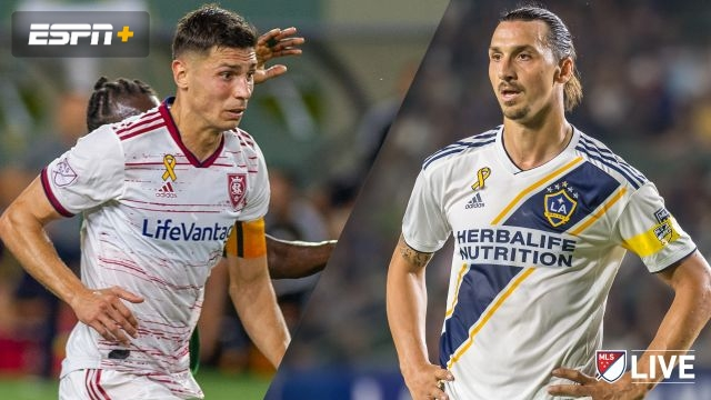 Real Salt Lake vs. LA Galaxy (MLS)