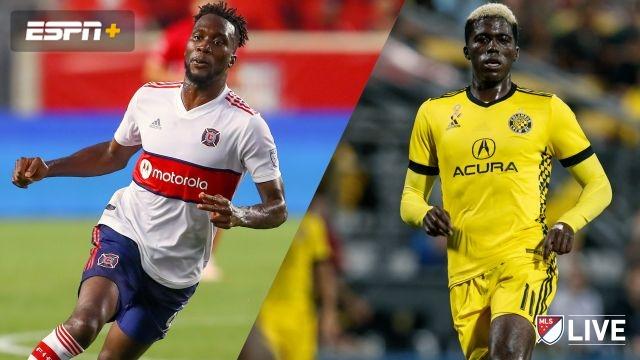 Chicago Fire vs. Columbus Crew SC (MLS)