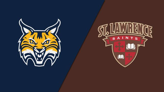 Quinnipiac vs. St. Lawrence (W Hockey)