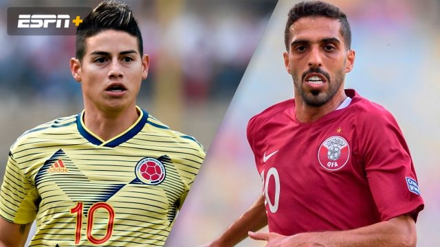Colombia vs. Qatar (Group Stage) (Copa America)