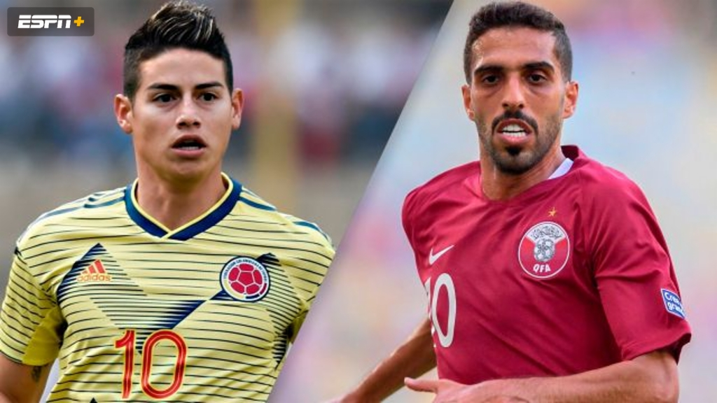 Colombia vs. Qatar (Group Stage) (Copa America)
