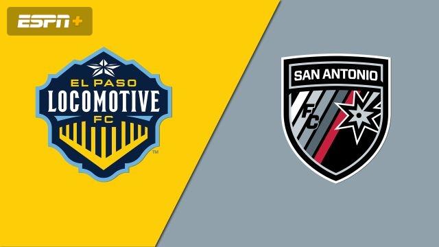 El Paso Locomotive FC vs. San Antonio FC (USL Championship)