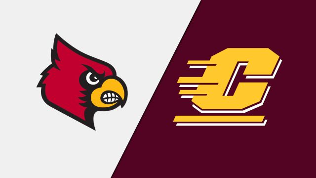 #3 Louisville vs. Central Michigan (W Basketball)