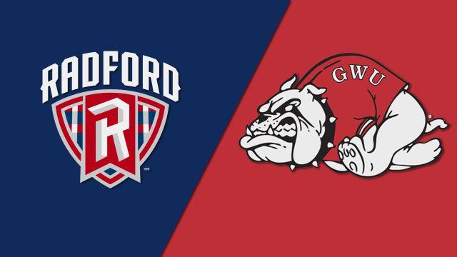 Radford vs. Gardner-Webb (W Soccer)