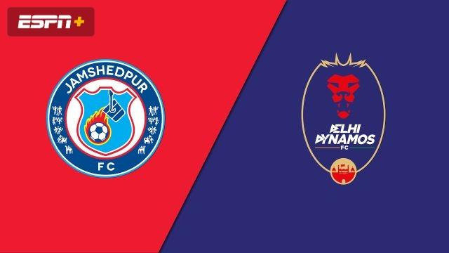 Jamshedpur FC vs. Delhi Dynamos FC