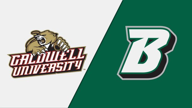 Caldwell vs. Binghamton (W Basketball)