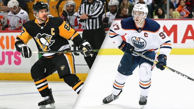 Pittsburgh Penguins vs. Edmonton Oilers