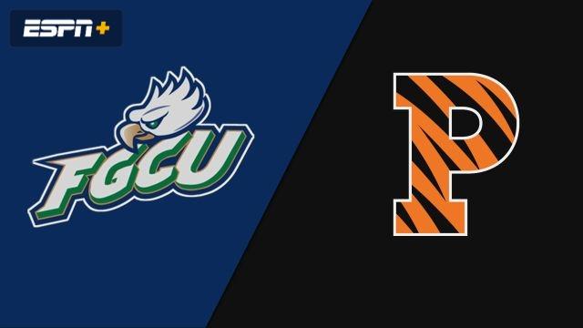 Florida Gulf Coast vs. Princeton (W Basketball)