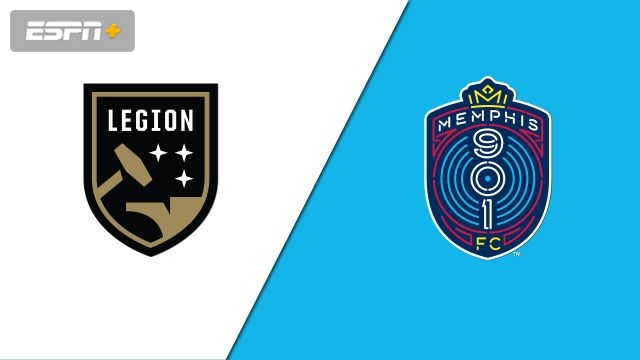 Birmingham Legion FC vs. Memphis 901 FC (USL Championship)
