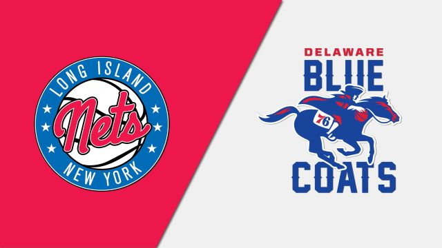 Long Island Nets vs. Delaware Blue Coats