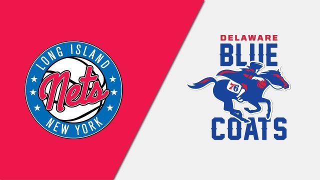 Long Island Nets vs. Delaware Blue Coats