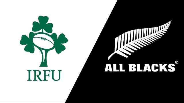 Ireland vs. New Zealand