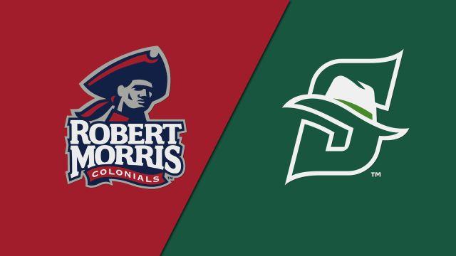 Robert Morris vs. Stetson (M Basketball)