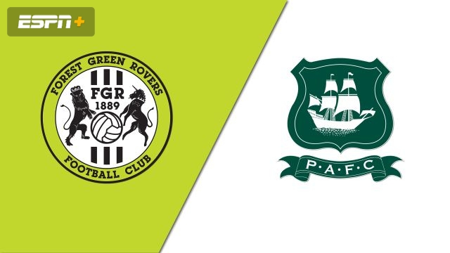 Forest Green Rovers vs. Plymouth Argyle (English League Two)