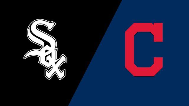 Chicago White Sox vs. Cleveland Indians