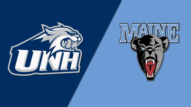 New Hampshire vs. Maine (W Soccer)
