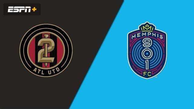 Atlanta United FC 2 vs. Memphis 901 FC (USL Championship)