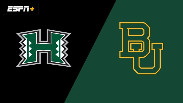 #13 Hawai'i vs. #5 Baylor (W Volleyball)