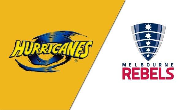 Hurricanes vs. Rebels