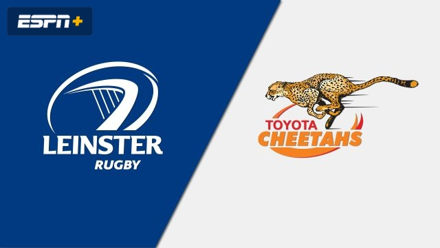 Leinster vs. Cheetahs (Guinness PRO14 Rugby)
