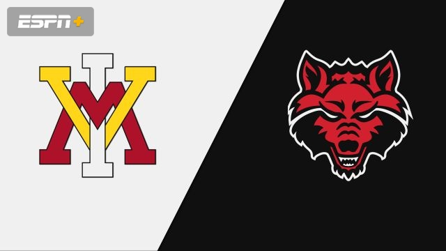 Virginia Military Institute vs. Arkansas State (M Basketball)