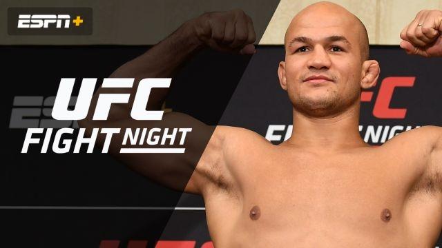UFC Fight Night Pre-Show: Ngannou vs. Dos Santos