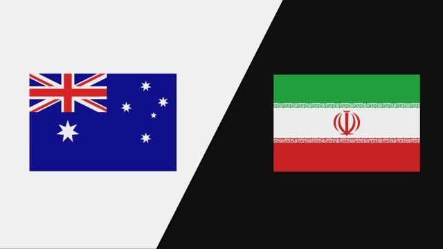 Australia vs. Iran (FIBA World Cup Qualifier)