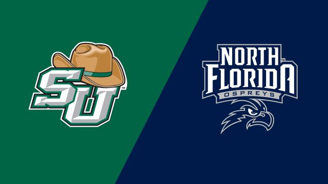 Stetson vs North Florida(Championship)