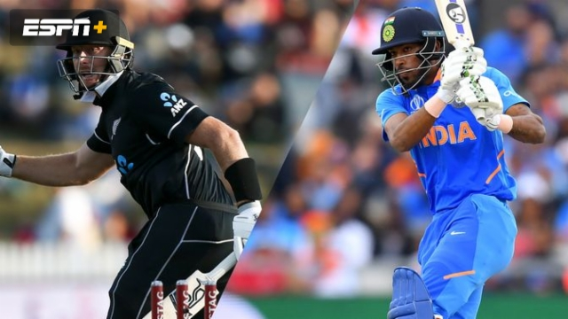 New Zealand vs. India (3rd ODI)