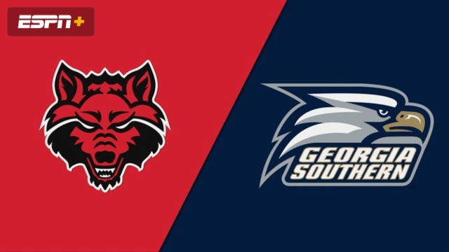 Arkansas State vs. Georgia Southern (M Basketball)