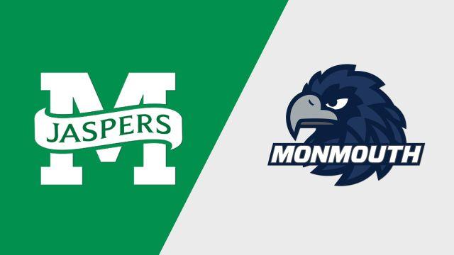Manhattan vs. Monmouth (Baseball)