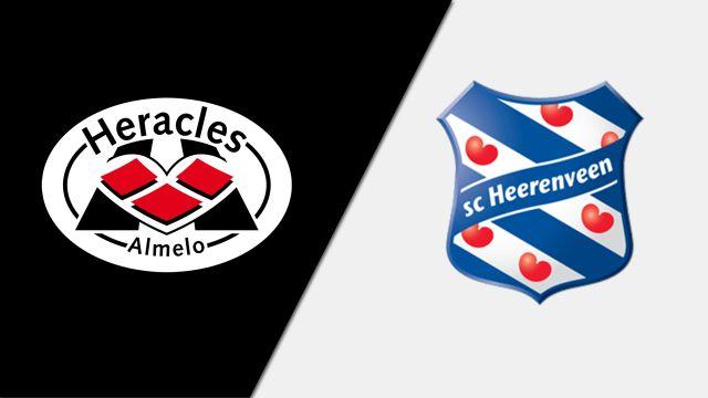 Heracles Almelo vs. Heerenveen (Eredivisie)