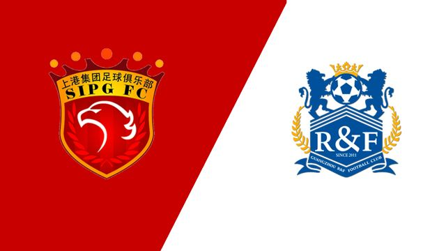 Shanghai SIPG vs. Guangzhou R&F (Chinese Super League)