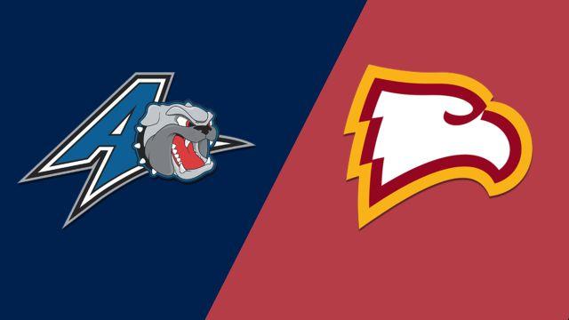 UNC Asheville vs. Winthrop (M Basketball)