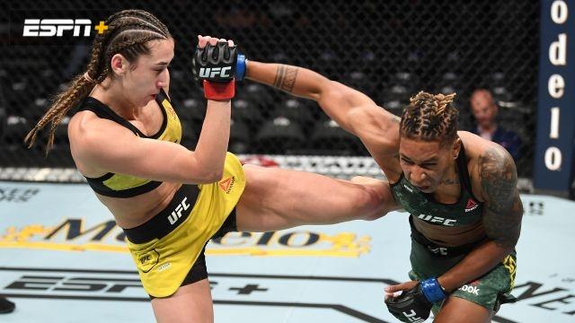 In Spanish - UFC 241: Cormier vs. Miocic 2 (Early Prelims)