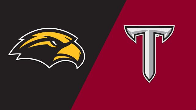 Southern Miss vs. Troy (M Basketball)