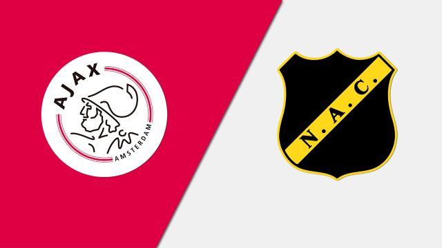 Ajax vs. NAC Breda (Eredivisie)
