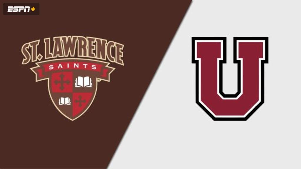 St. Lawrence vs. Union (M Hockey)