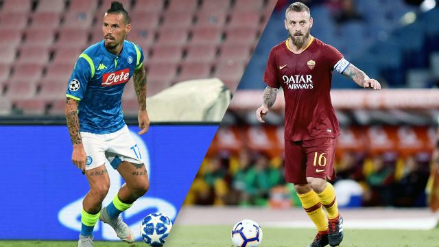 Napoli vs. AS Roma (Serie A)