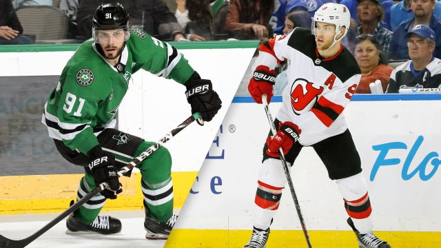 Dallas Stars vs. New Jersey Devils