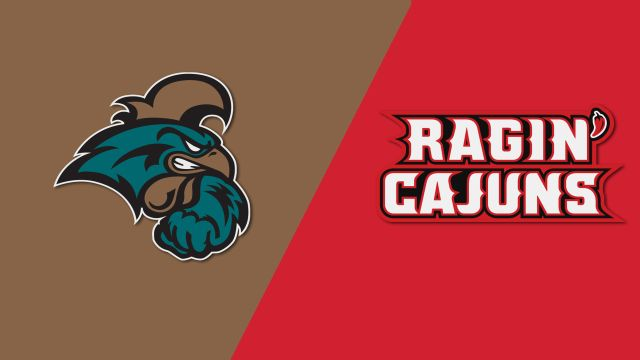 Coastal Carolina vs. Louisiana (Football)