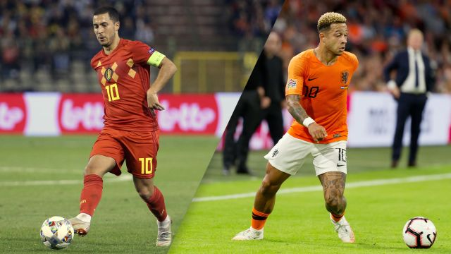 Belgium vs. Netherlands (UEFA International Match)