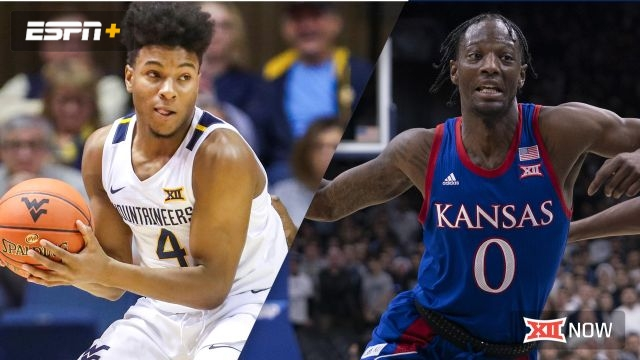 West Virginia vs. Kansas (M Basketball)