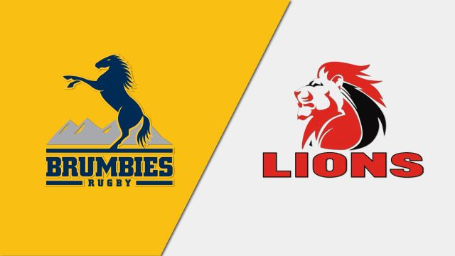 Brumbies vs. Lions