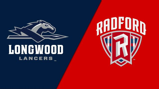 Longwood vs. Radford (Baseball)