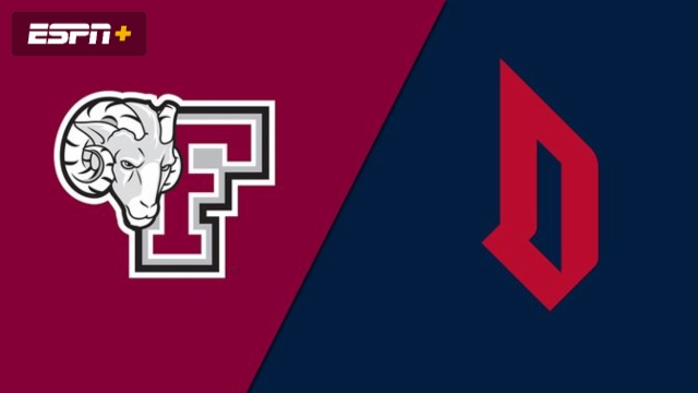 Fordham vs. Duquesne (W Basketball)