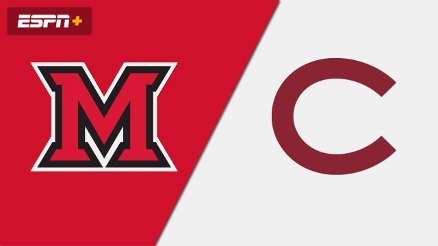 Miami (OH) vs. Colgate (M Hockey)